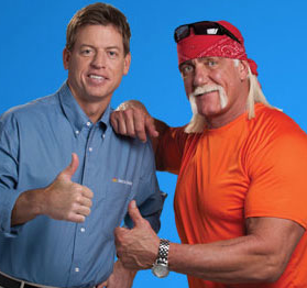 Win a meeting with Hulk Hogan, Troy Aikman, plus chance to own a couch for just $7.49 a week