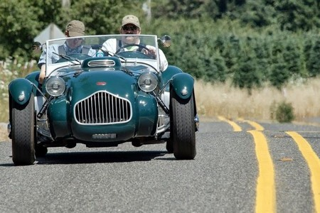 Kevin Blount And Bob Lucurell Are Both Veterans Of The Classic Northwest  Rally. This Four Day Event (July 25 U2013 28, 2013), Sponsored By Monte Shelton  Jaguar, ...