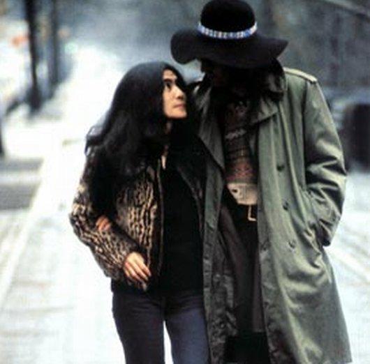 In Which John Lennon Is Split In Two - Home
