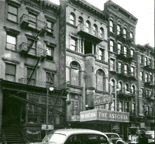 Aparments In Nyc: In Which Time Was Fractured There Was No Cause And Effect