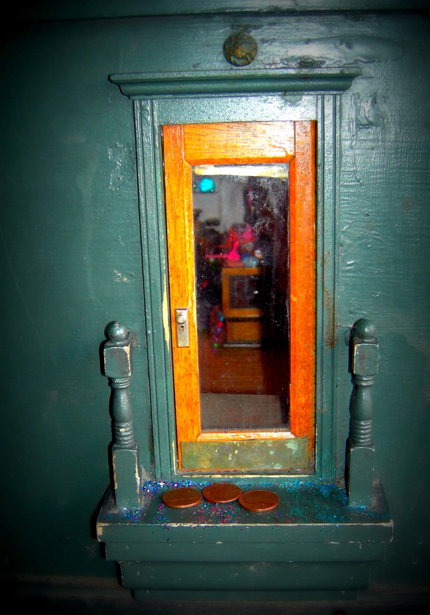 The fairy door at Peaceable Kingdom : fairies doors - pezcame.com