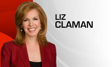 Liz Claman, reporter