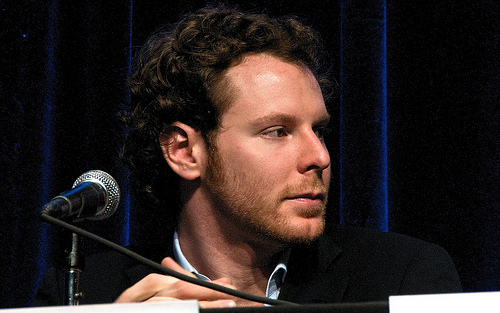 Parker co-founded Napster in 1999 with Shawn Fanning.
