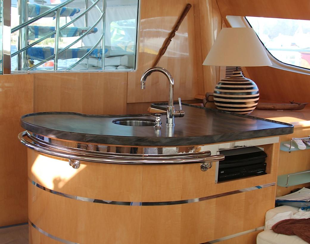 Custom designed kitchens kb details custom designed for Perfect kitchen fabrication