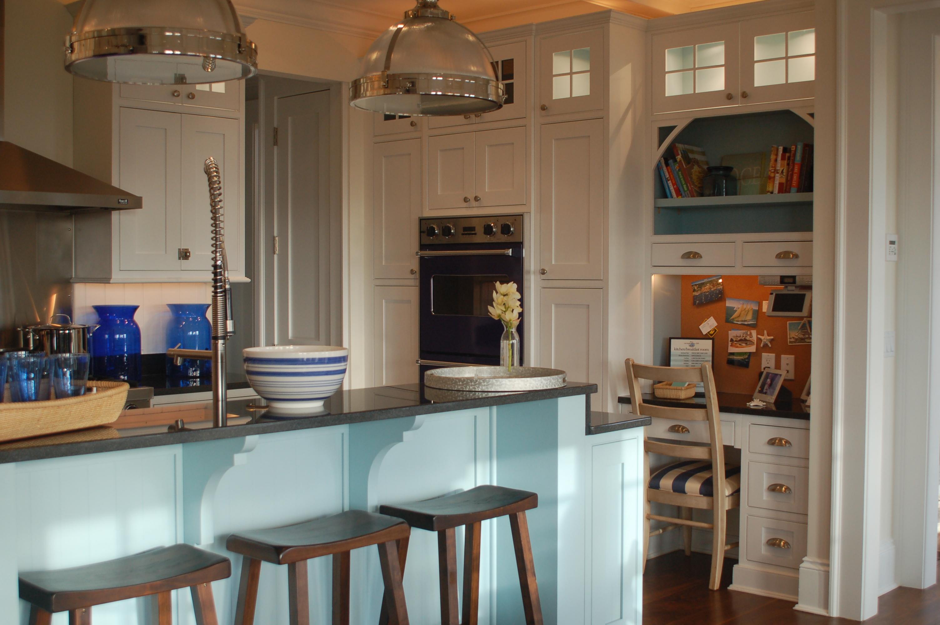 Custom Designed Kitchens Kb Details Coastal Living Showhouse