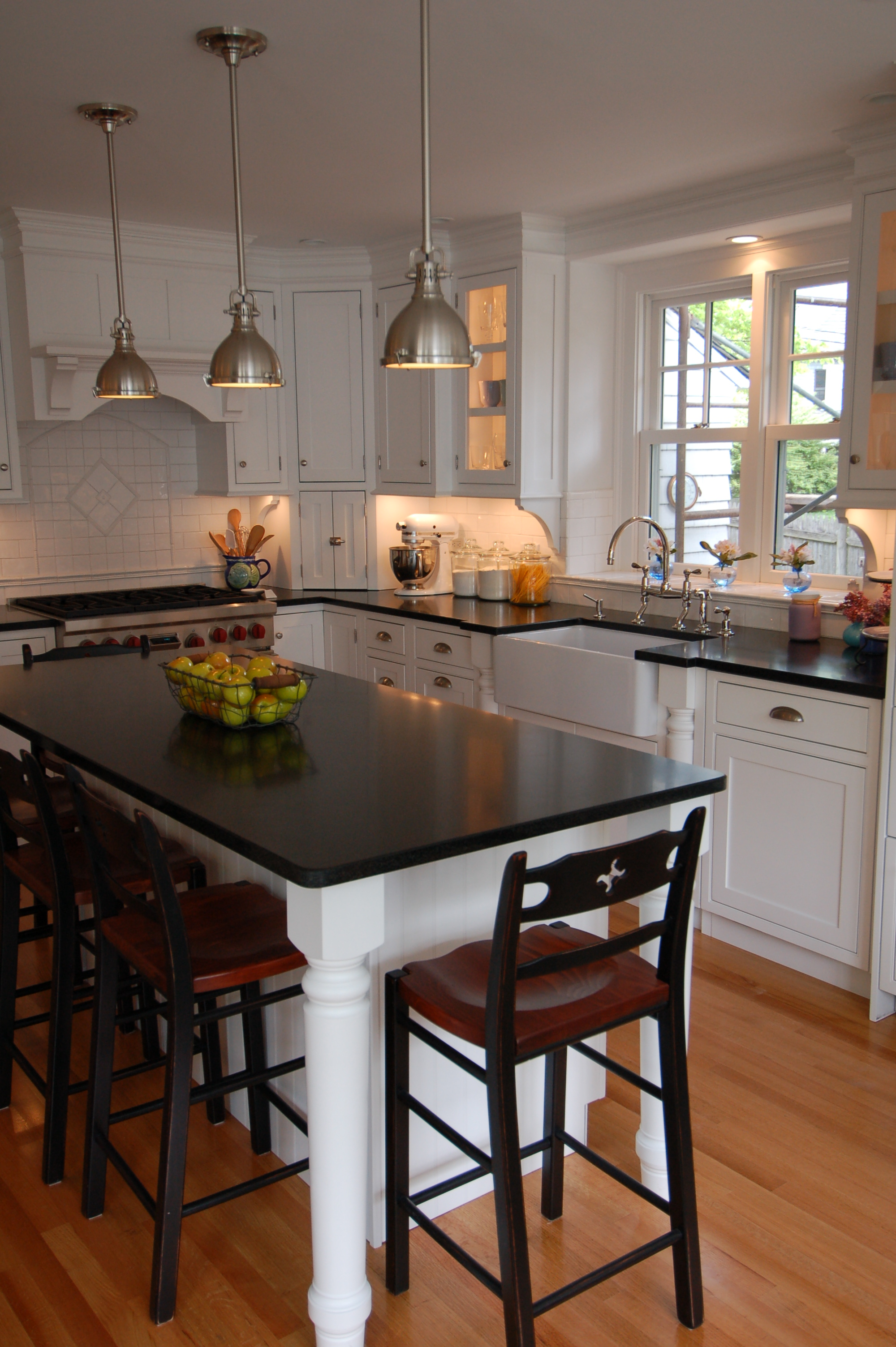 Cohasset Kitchen Redesign