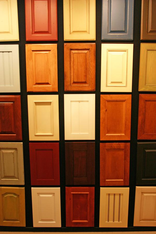 Kitchen Cabinets Samples door samples & free door s&les