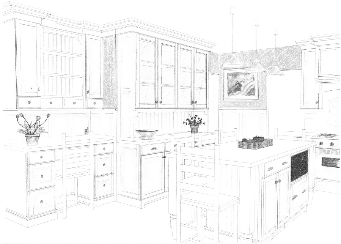 Custom Designed Kitchens KB Details - Services