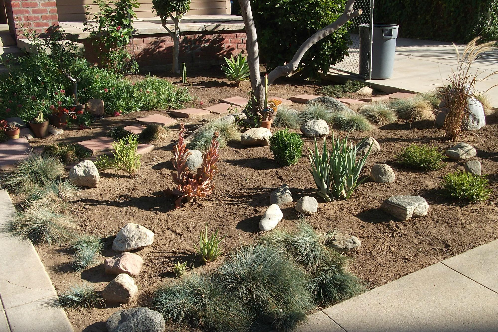 front yard small modlar