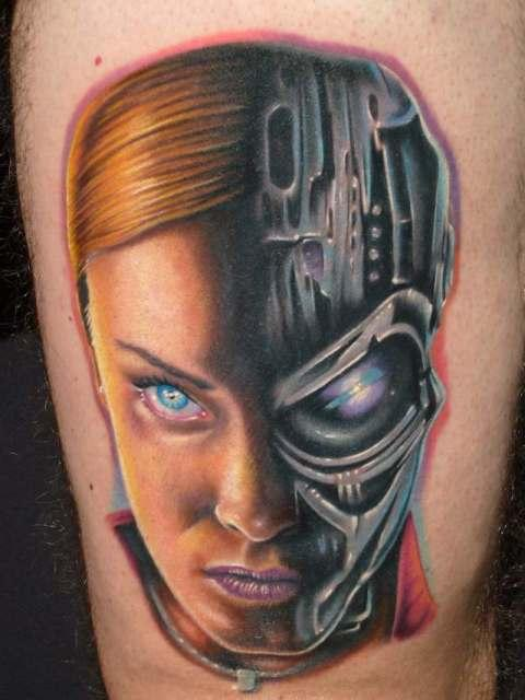 terminator arm tattoo MEMEs