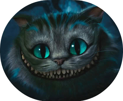 Meaning Of Grinning Like A Cheshire Cat