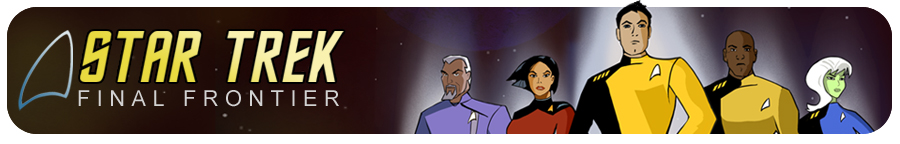 Image Result For Zero Room S Animated Star Trek Final Frontier