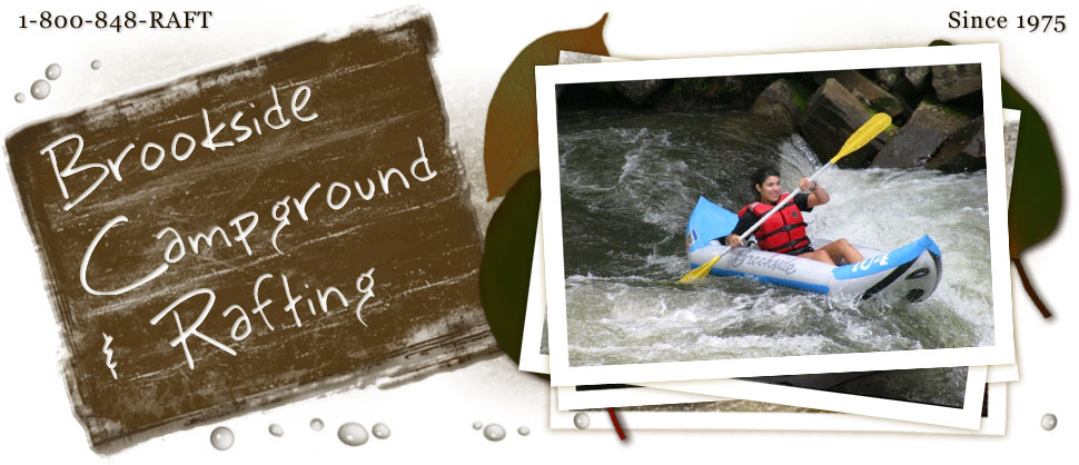 Brookside Campground & Rafting
