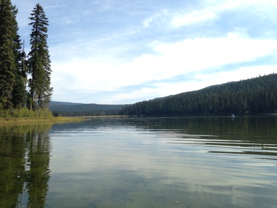 Central oregon journal https for Free fishing weekend oregon