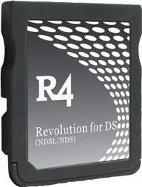 kernel r4 revolution for ds ndsl nds