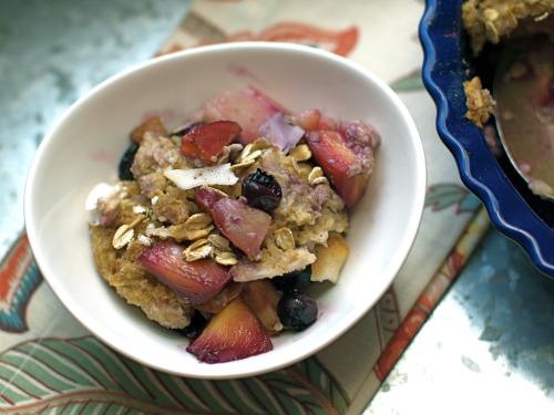 Baked Breakfast: Quinoa Oatmeal - The Sensitive Pantry ...