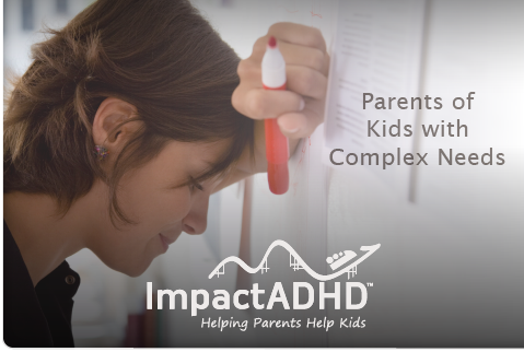 Parents of Kids with Complex Needs