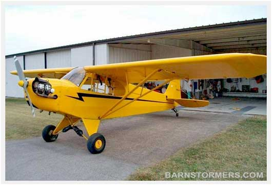 Spotted For Sale: 100HP Clip Wing CUBy Homebuilt - Wish I Could