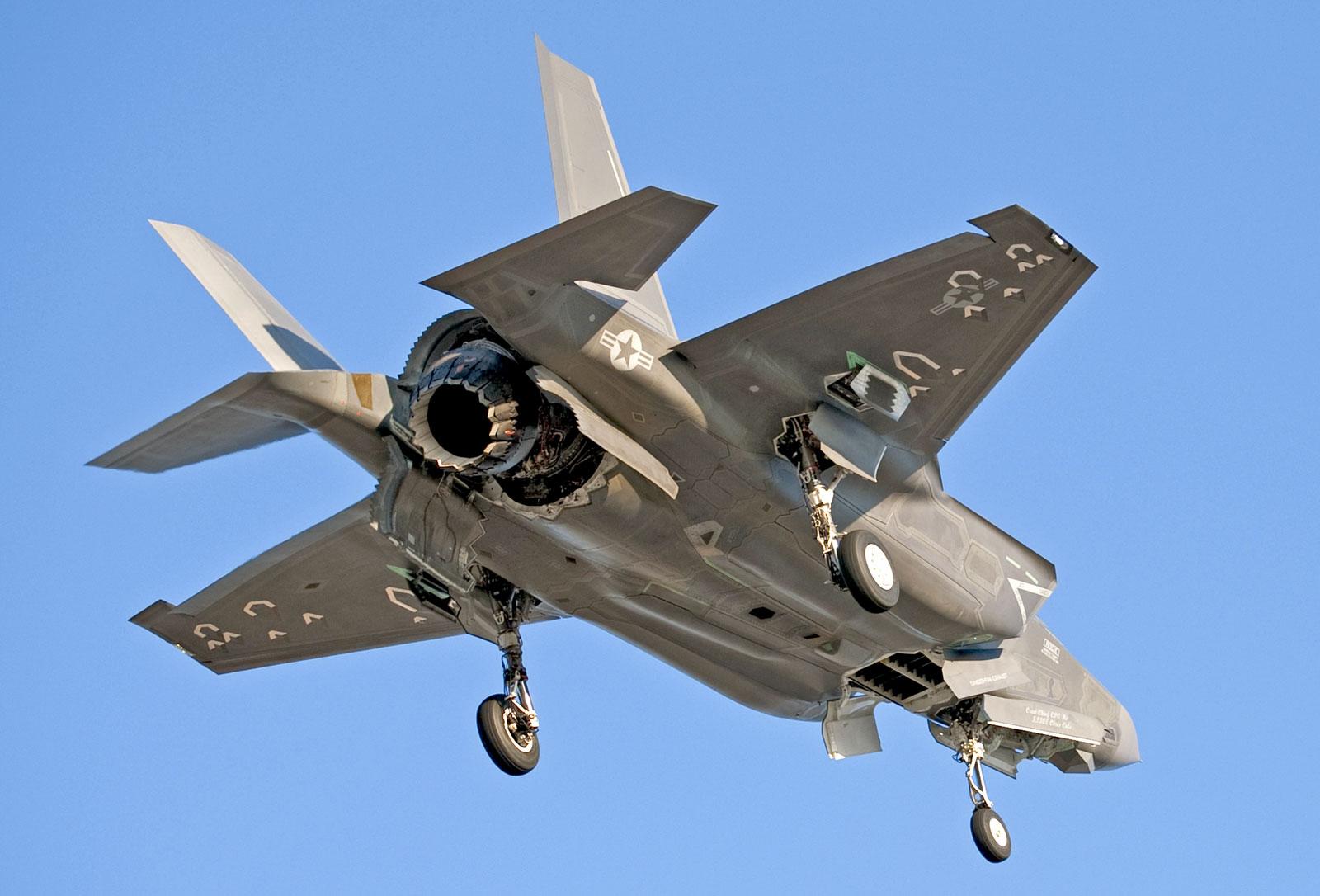 KittyHawk F 35B Lightning In Box Review Zone Five
