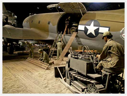 Ideas For Ww2 Airplane Dioramas http://airpigz.com/blog/2011/1/31/the-national-museum-of-the-us-air-force.html