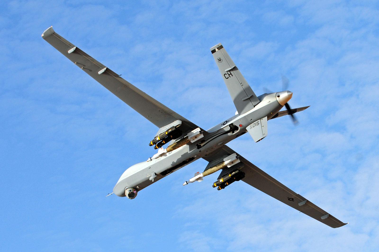 General Atomics MQ-1C Grey Eagle