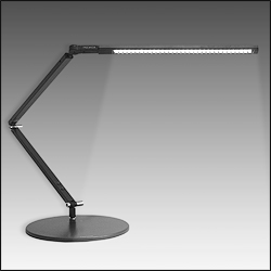 ebay s adjustable lamp rechargeable p desk light clip reading led clamp on table bed