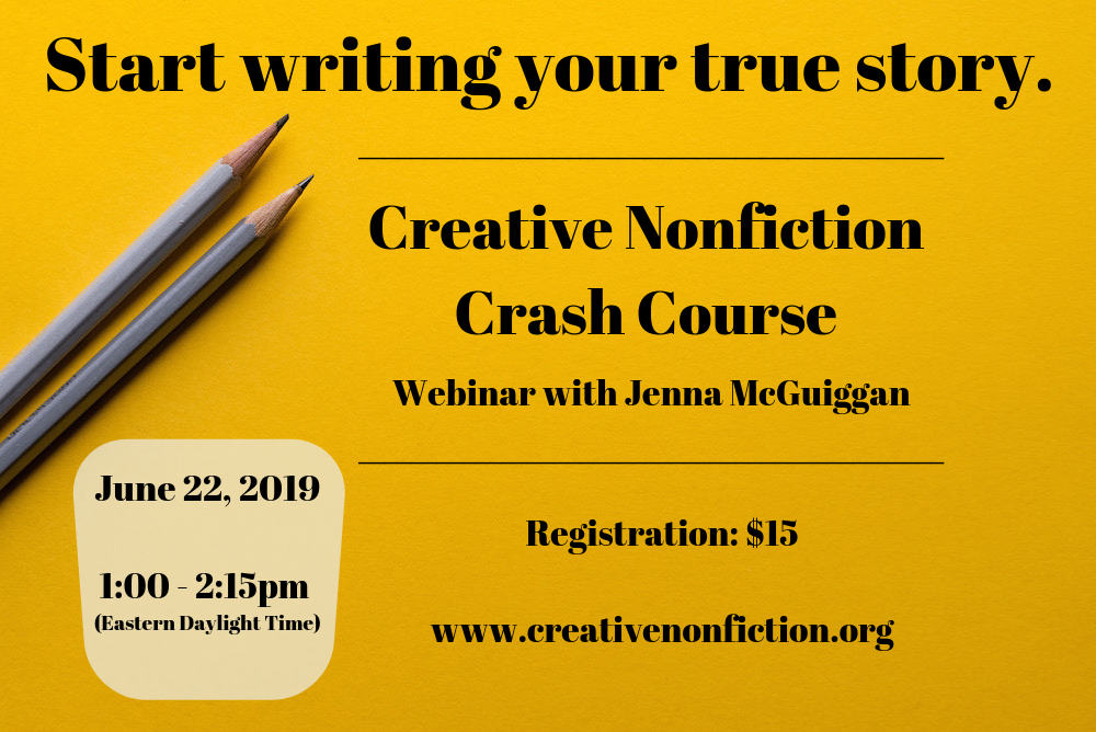 How to be creative when writing a nonfiction essay