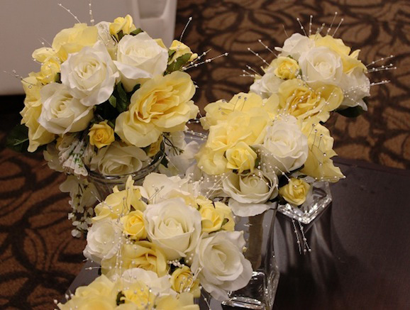 A Sunday Canary Yellow Wedding In Ohio With Diy Florals By