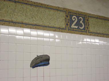 23rd St. Mosaic Gatsby Hat