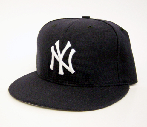 NY Yankees Fitted