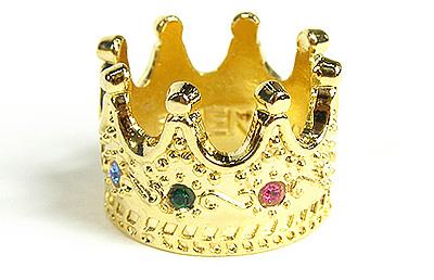 King Crown Wallpaper Gold King Crown Logo Phenomenon Gold King Crown