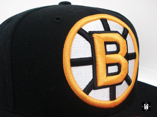 NHL XL Logo Fitted Hat