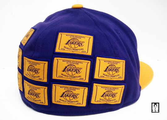 best service fa256 2e6e3 These caps will go on sale first week of November through NBA.com, Lakers  TeamShop, and select accounts.