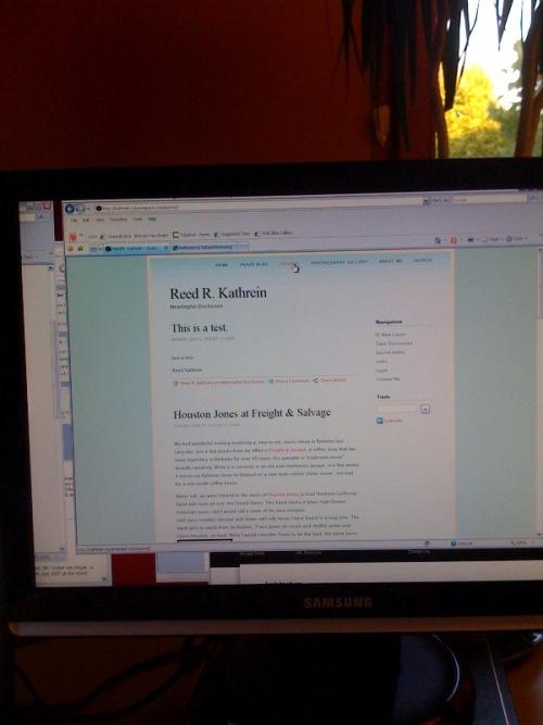 Journal Reed R Kathrein