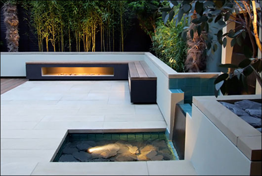 Modern Zen Roof Terrace Garden By Amir Schlezinger Designtodesign Magazine Designtodesign Com The Ultimate Online Design Magazine