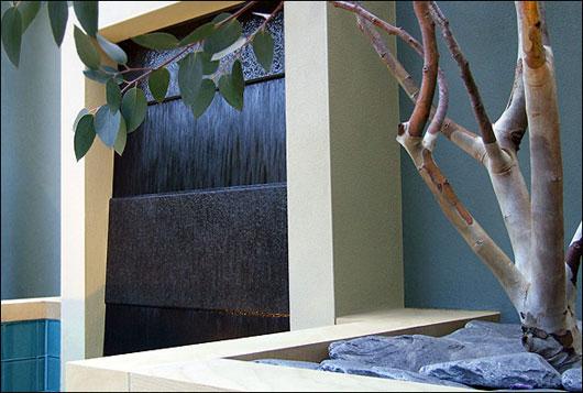 Modern Zen Roof Terrace Garden By Amir Schlezinger