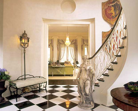 Heres The Robert Couturier Interior Design Project Of House Atlanta This Is Using Luxury Victorian Style