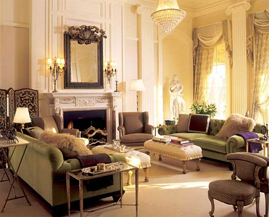 Designed Using Classic Furniture And Nice Arrangement These Are Very Inspiring Photos If You Looking For About Victorian Interior Design Inspiration