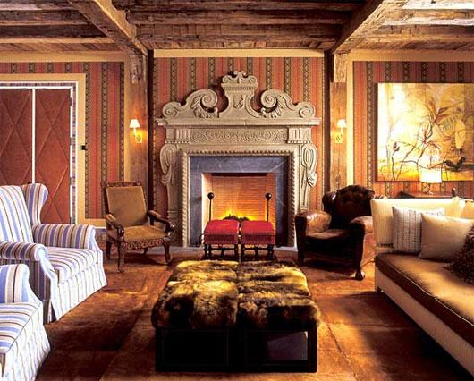 Luxury Victorian Interior Design By Robert Couturier Designtodesign Magazine Designtodesign