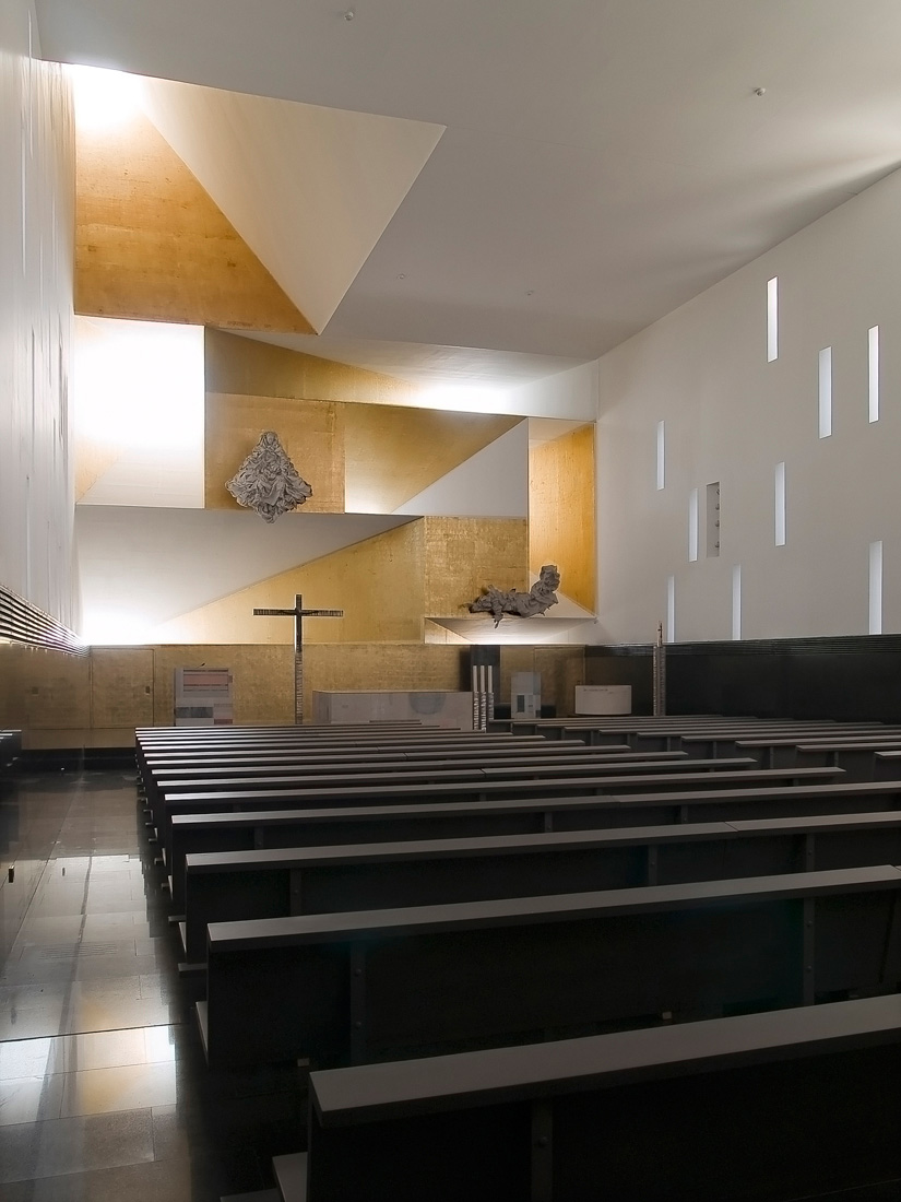 Parish Church Of Santa Monica Vicens Ramos Designtodesign Magazine