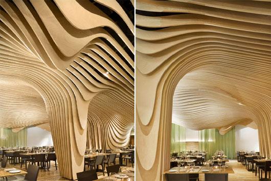 Banq Unique Restaurant Interior By Office Da