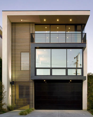 Minimalist beach house with amazing panoramic view for Ultimate minimalist house