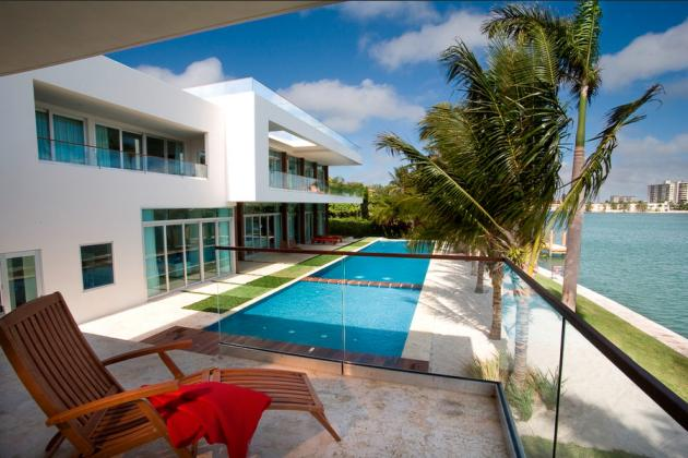 The Luxurious Villa in Miami Beach gorce 280609 03