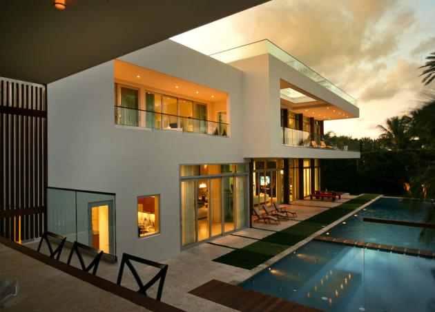 The Luxurious Villa in Miami Beach gorce 280609 06