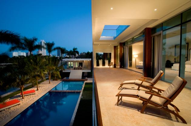 The Luxurious Villa in Miami Beach gorce 280609 07