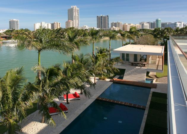 The Luxurious Villa in Miami Beach gorce 280609 024