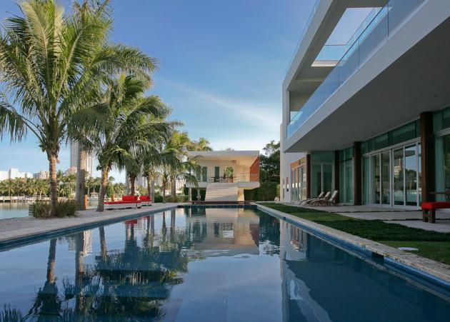 The Luxurious Villa in Miami Beach gorce 280609 025