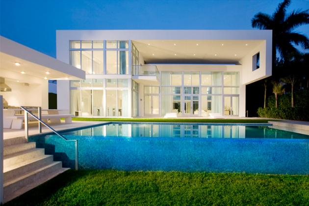 Amazing Tropical House in Miami Beach 6396 300609 01