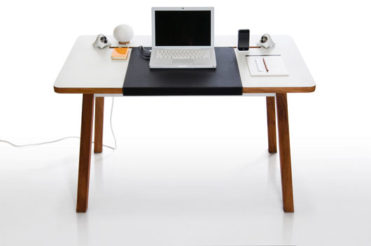 Studiodesk cool and clutter free desk for small office for Cool desks for small spaces