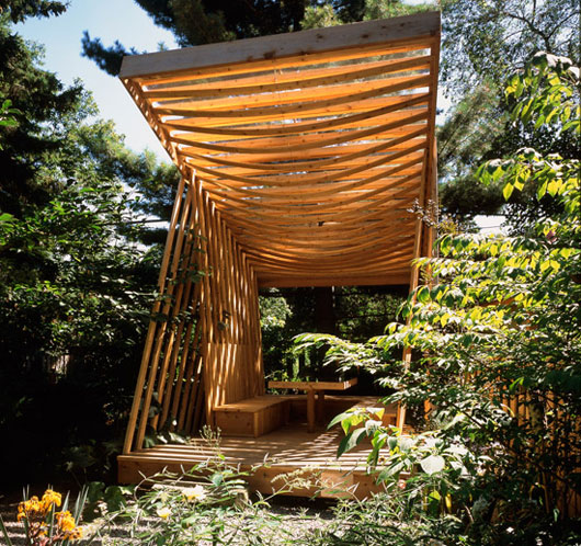 Patio pavilion plans joy studio design gallery best design for Wooden studios for gardens